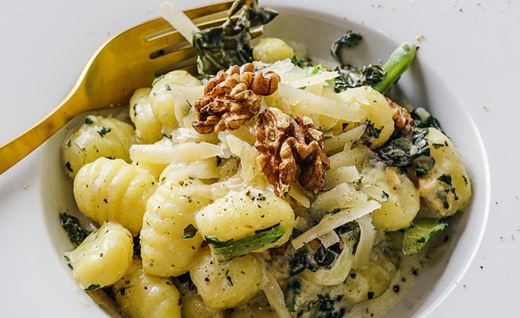 The Fideos pasta