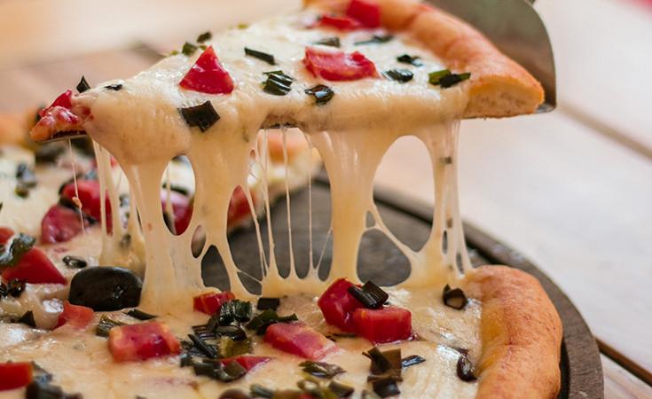The Fugazza - Argentinian pizza