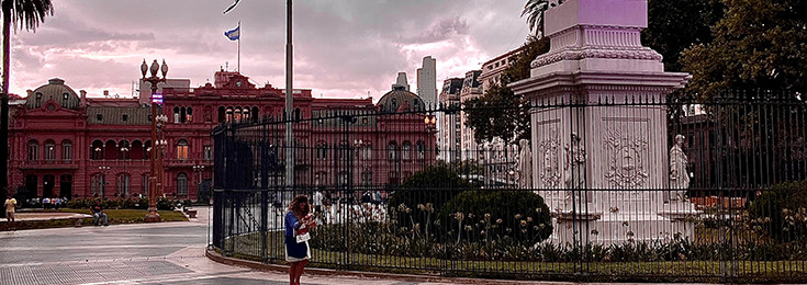 Plaza de Mayo - Trg maja