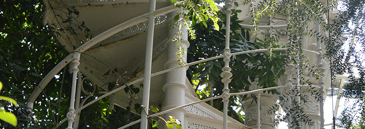 Botanička bašta Palmenhaus