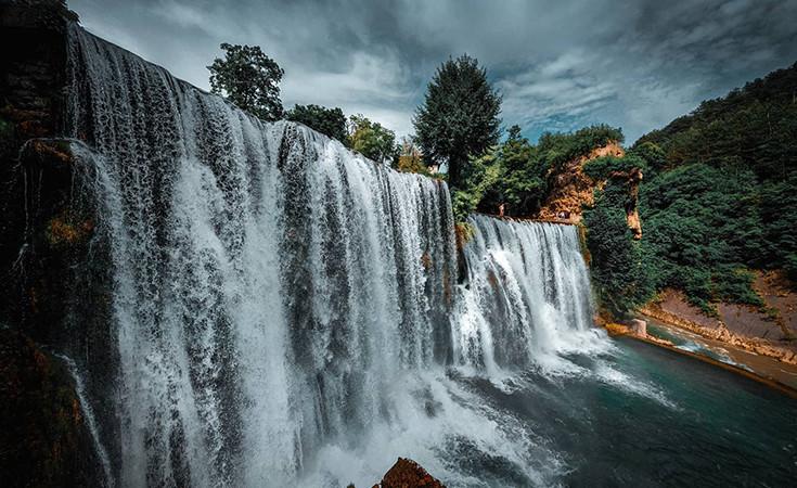 Plivski vodopad