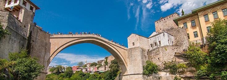 Šta posetiti u Mostaru