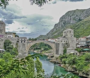 Istorija Mostara