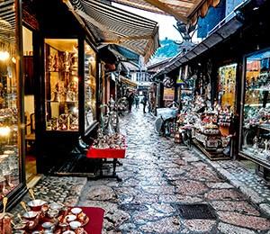 Istorija Sarajeva