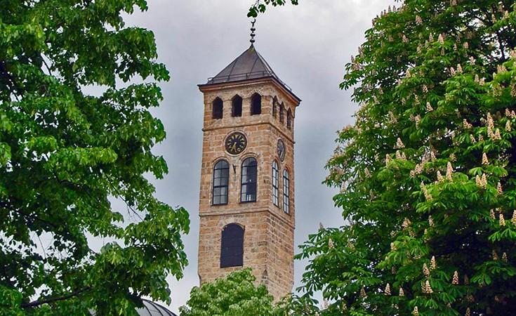 Sahat Kula Sarajevo