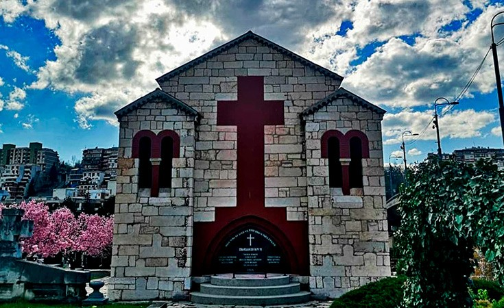 Vidovdan Heroes Chapels