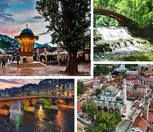 Znamenitosti Sarajeva