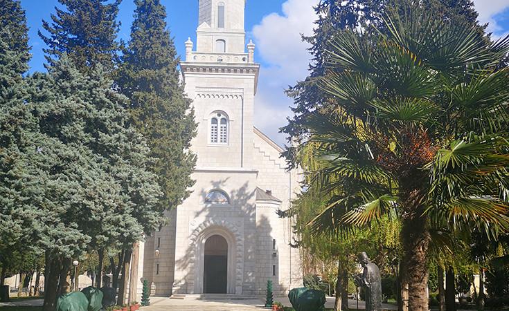 Saborni hram Svetog Preobraženja Gospodnjeg