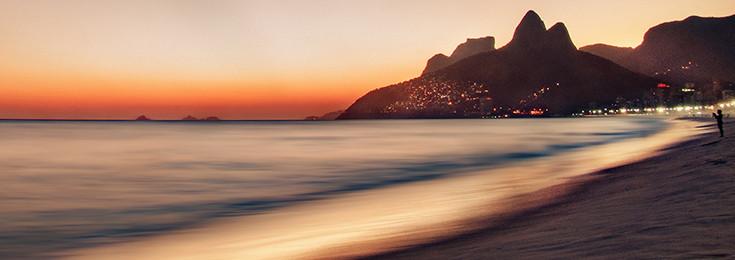 The Ipanema Beach