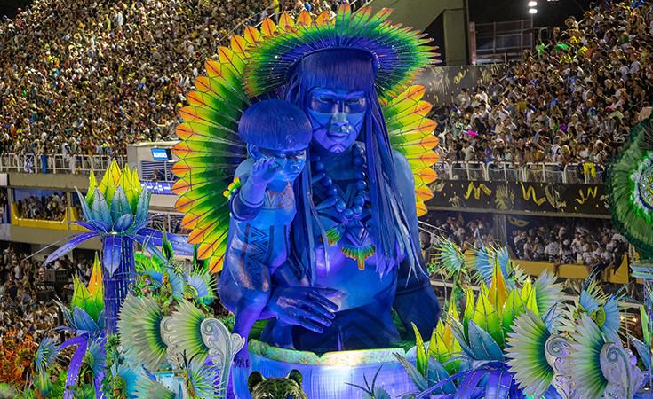 Karneval u Rio de Žaneiru