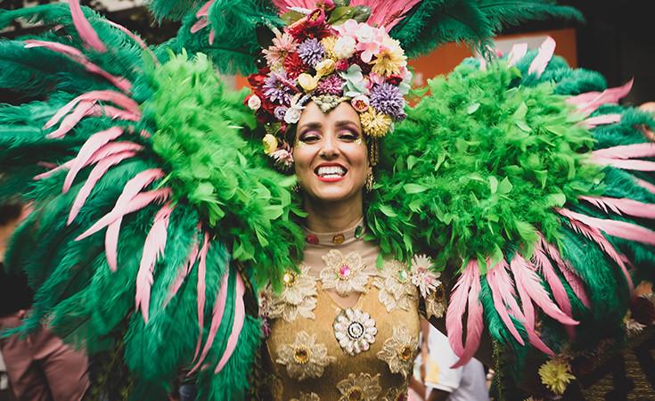 Karte za karneval u Riju
