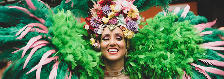 Tickets for Carnival in Rio de Janeiro