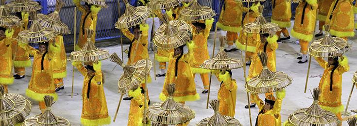 Vrste samba plesa