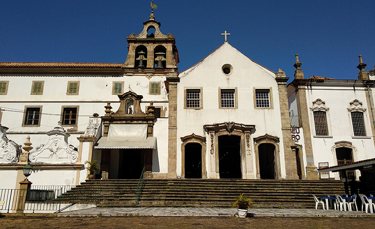 The Convent of St. Anthony
