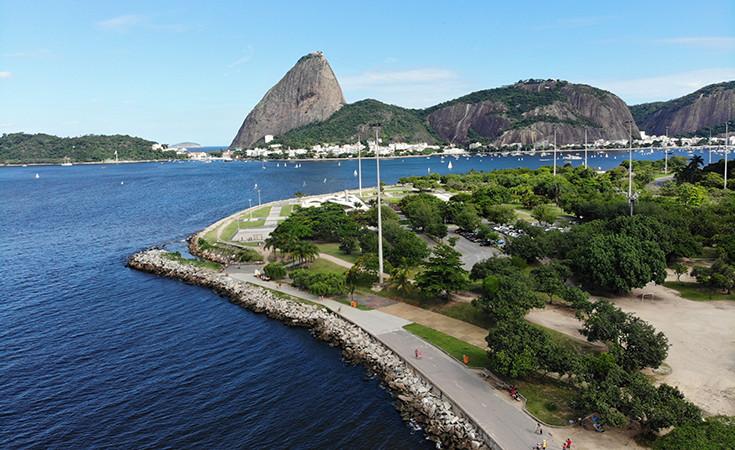 The Flamengo Park