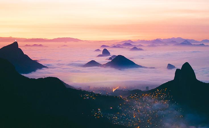 Pedra da Gávea Mountain