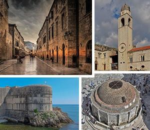 Znamenitosti Dubrovnika