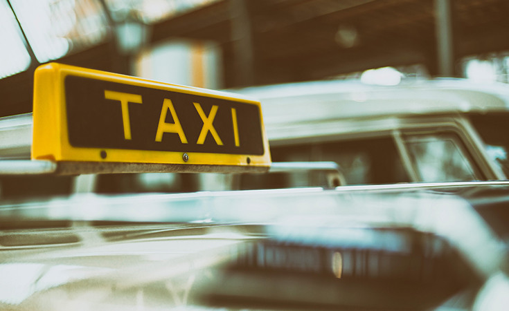 Taksi u Dubrovniku