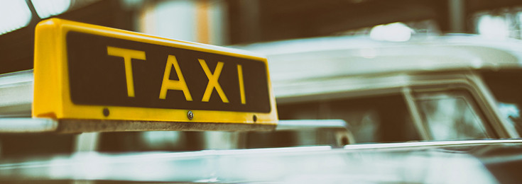 Taksi u Splitu
