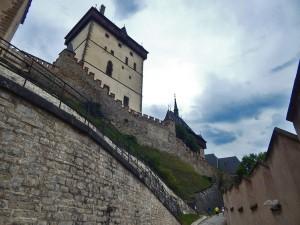Karlštejn Castle in Czech Republic