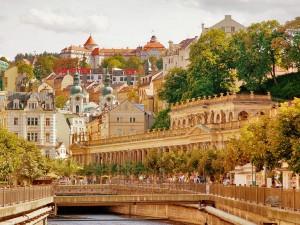 City of Karlovy Vary
