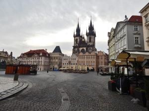 Staromĕstské námĕstí city square
