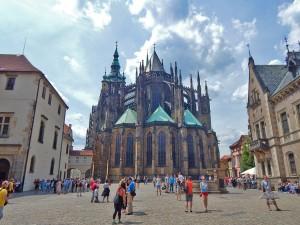 Katedrala Svetog Vitusa u Pragu