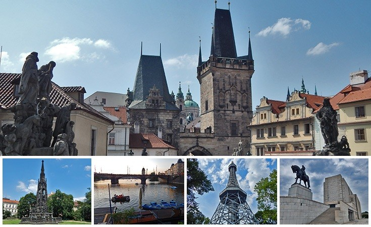 What to visit in Prague
