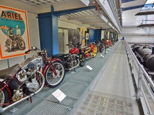 National museum of Technology in Prague