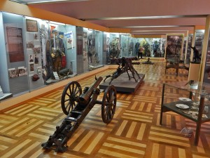 Army museum Žižkov in Prague
