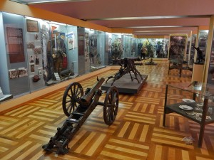 Collection of the Army Museum Žižkov in Prague