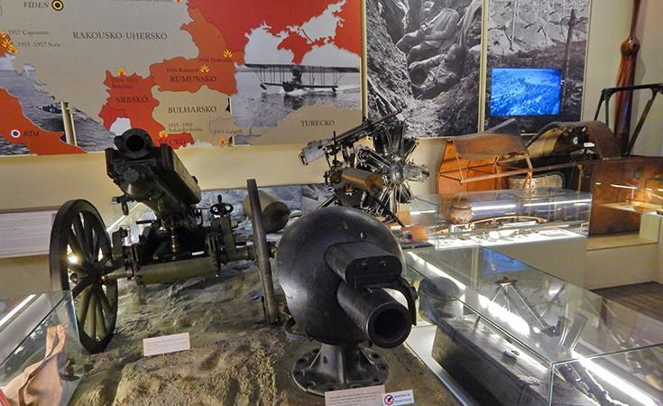 Vojni muzej Žižkov u Pragu