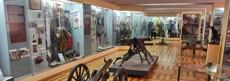 Army museum Žižkov in Prague