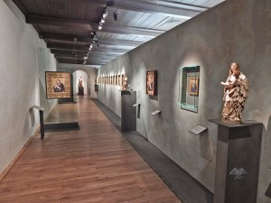 Art collection at the Convent of Saint Agnes of Bohemia