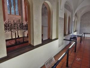 Pinkas Synagogue of the Jewish Museum in Prague