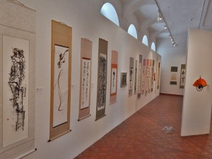 Temporary exhibition of the Kinsky Museum in Prague