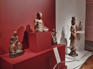 Asian art collection in Prague
