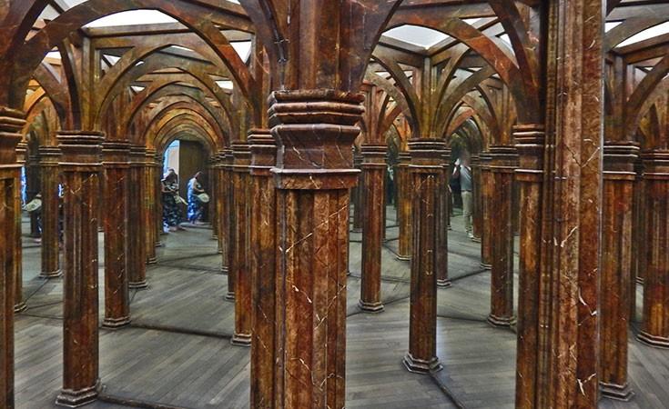 Lavirint sa ogledalima u Pragu
