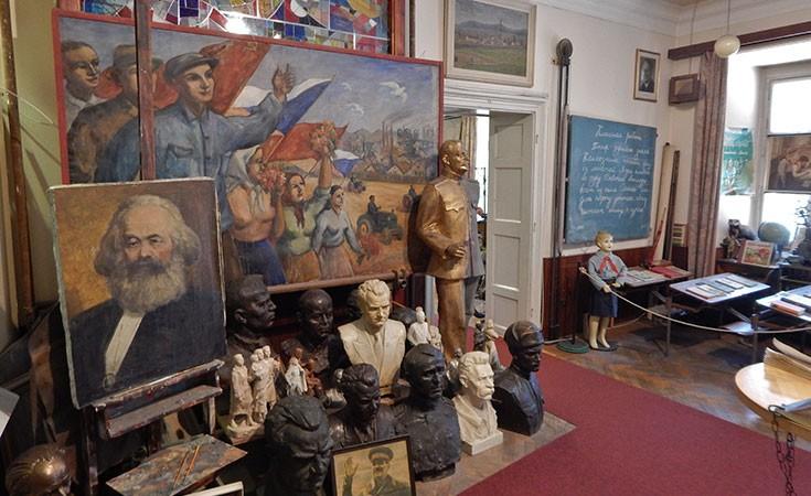 Muzej komunizma u Pragu