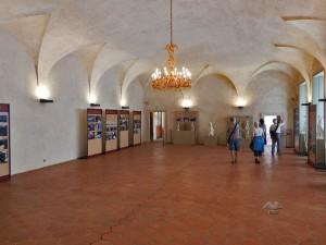 Rosenberg Palace at Prague's Castle