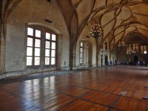 Old Royal Palace at Prague's Castle