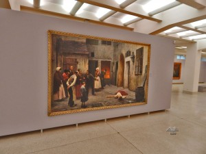 Art collection of the National Gallery- Trade Fair Palace in Prague