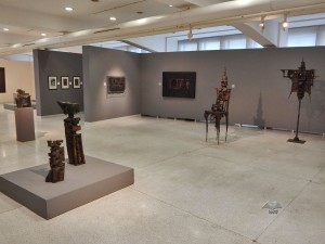 Umetnička kolekcija Nacionalne galerije- zgrada sajma trgovine u Pragu