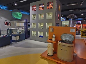 Household appliances at National Museum of Technology