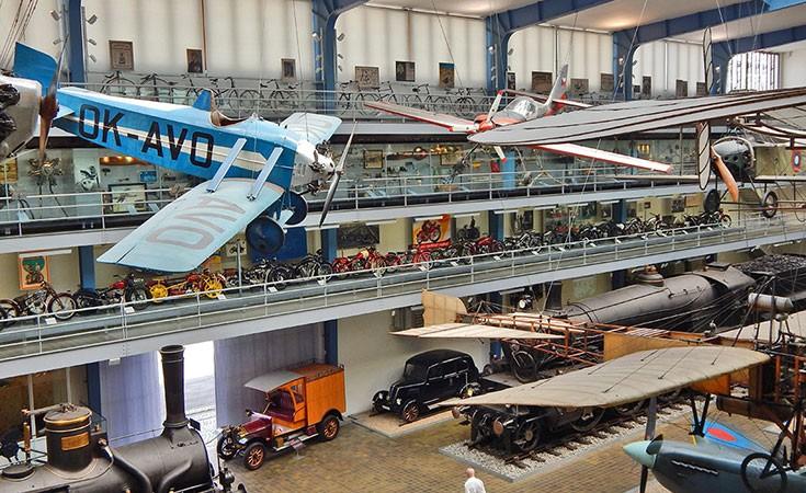 Nacionalni muzej tehnologije u Pragu