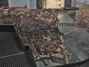 Langweil's model of the city of Prague