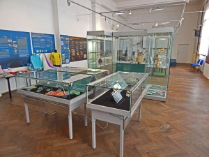 Temporary exhibition of the City of Prague Museum