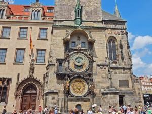 Astronomical clock in Prague