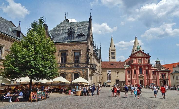 Zamak u Pragu