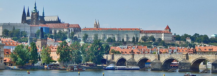 Castle in Prague